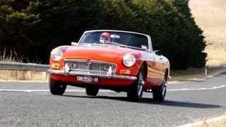 Classic Car Reviews (CCR) Ep3 1967 MGB Mark I