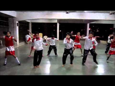 pravin dance academy (mast punjabi)