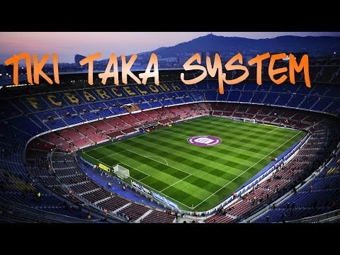 FC Barcelona ● Tiki Taka System | Teamplay Goals 2014 HD