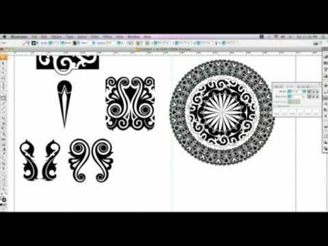 Create Intricate Patterns in Illustrator