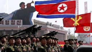 North Korean Song: Youth and courage