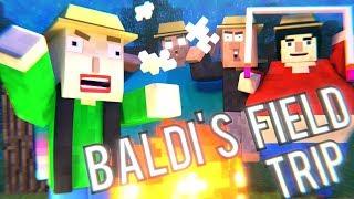 BALDI'S BASICS FIELD TRIP - Minecraft Animation