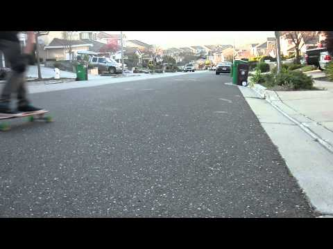 Longboarding: Brian's Preview [HD]