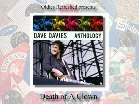 Death of A Clown - Dave Davies - Oldies Refreshed