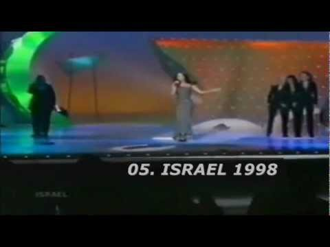 [OLD] My TOP 50 All Time Eurovision Songs