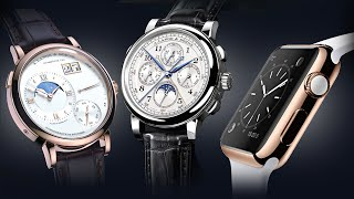 Smart Watches - Is The Mechanical Watch Finally Obsolete?