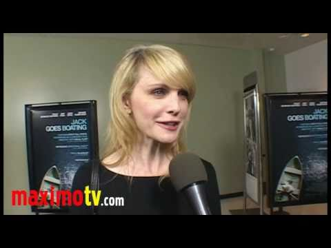Kathryn Morris On Brad Pitt's MONEYBALL at