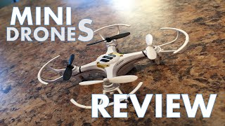 Yu Xiang 668 Mini DroneS Review