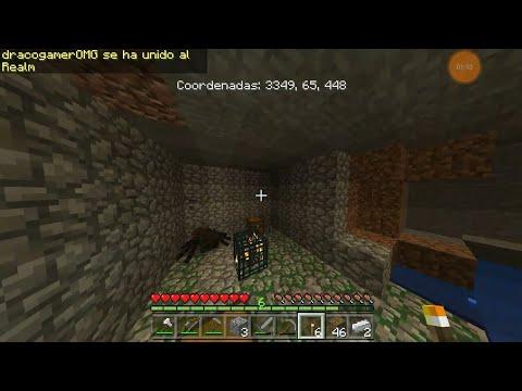SuperCraft 2 - Serie Survival Minecraft Pe - Ep#2 - Dia de SUERTE