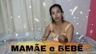 SE ARRUMA COM NOS l MÃMÃE E BÊBÊ l Sara Janine !!