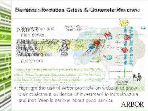 DDoS Attack Protection Case Study | Arbor Networks