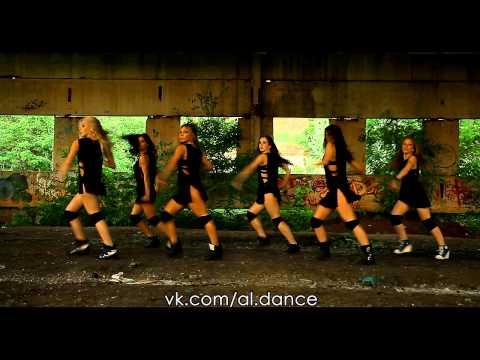 Chris Parker feat. Black FOX – Controlled | AL.Dance | Kharkov