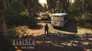 Стрим Игры : S.T.A.L.K.E.R. Lost Alpha Мод Прохождение Обзор с Дмитрием  №3 Патч 3.0003