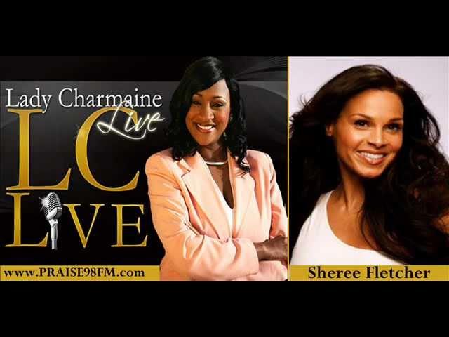 Sheree Fletcher on Lady Charmaine Live