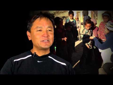 Coach Sujay Lama Lama Gives Back To Nepali Community