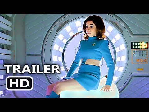 BLACK MIRROR Season 4 Official Trailer (2017) Netflix Series HD