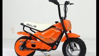 El-scooter 250W Lowrider - Rull.se