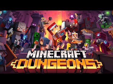 Minecraft: Ilyen Lesz a Minecraft Dungeons? - Minecraft Hírek