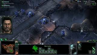 StarCraft II Wings of Liberty - Terran Gameplay #3