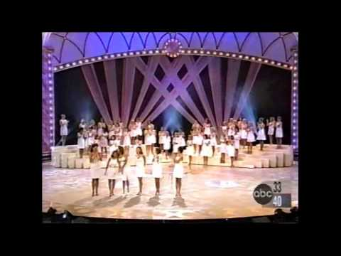 Miss America 1999- Top 10 Announcement