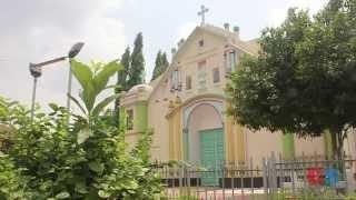 Holy Rosary Church Dhaka !! হলি রোজারি চার্চ (OLD)