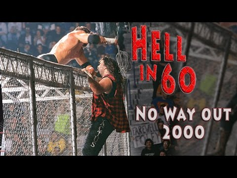 60 Seconds in Hell - Mick Foley vs. Triple H