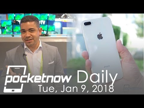 iPhones design standard for 2018, Huawei and At&T & more - Pocketnow Daily