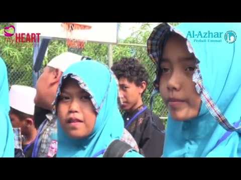 Apresiasi Anak Negeri MyHEART For Yatim - Al Azhar Peduli Ummat