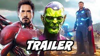 Avengers 4 Trailer News - Official Marvel Timeline Breakdown