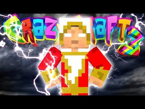 Minecraft Crazy Craft 3: Shazam! (Super Heroes Mod) #94