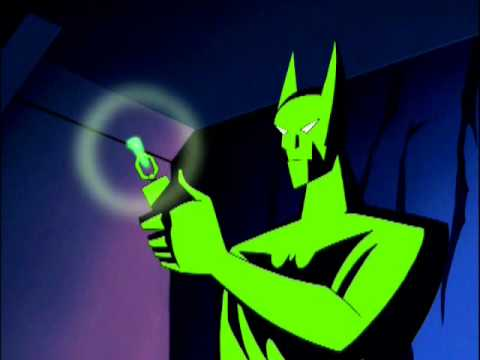 Batman Beyond Kryptonite