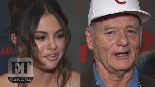 Selena Gomez Won Over Bill Murray