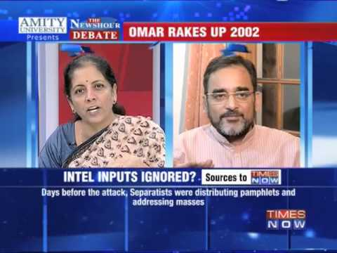 The Newshour Debate: Quoting Gujarat to defend Kishtwar - Part 2