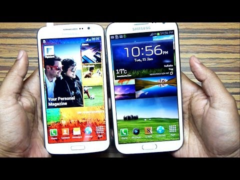 Samsung GALAXY GRAND 2 II Unboxing and Ha
