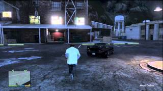 GTA 5 HOW TO GET A SECRET MELEE WEAPON - METAL CROWBAR LOCATION GAMEPLAY