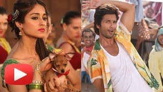 Tu Mere Agal Bagal Hai Song - Shahid Kapoor Chartbuster Song To Revive His Career