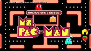 Ms Pac Man quickie stream
