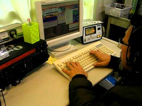 Ham Radio CQWW DX Contest Nov.2011 JA1YPA