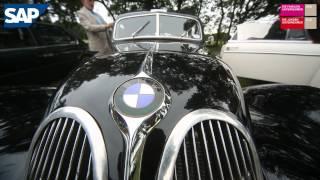 Oldtimer-Tour 2012 Portrait - BMW 327