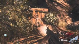 New! Black Ops Shangri-la Gameplay Attempt 1 - Part 1