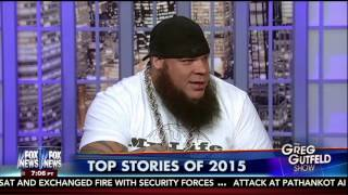 The Greg Gutfeld Show : Tyrus drops some TRUTH on Black Lives Matter