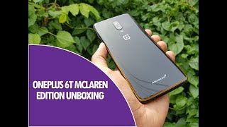 OnePlus 6T McLaren Edition (10GB RAM & Warp Charge) Unboxing and First Impressions