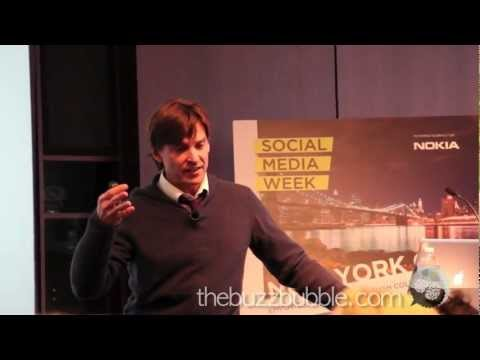 Alex Bogusky's Keynote at Social Media Week New York City Part 1 on The BuzzBubble