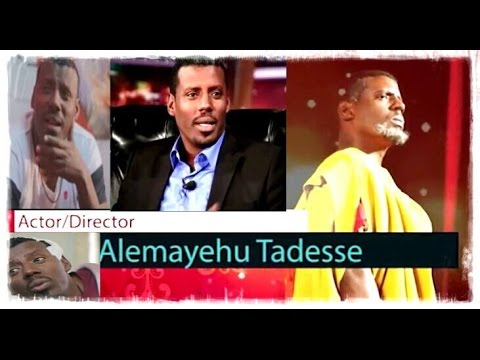 Actor #Alemayehu Tadesse Filmography