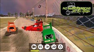 *NINE NEW CARS* Dirt Track Gladiators Update 1.07 Minitage 2