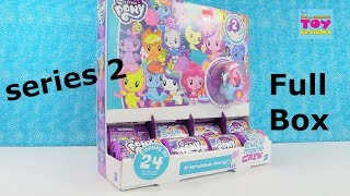 My Little Pony Series 2 MLP Cutie Mark Crew Blind Bag Opening | PSToyReviews