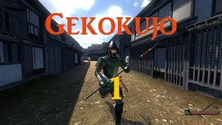 (1) Mount and Blade: Warband - Gekokujo