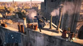 Assassin's Creed Unity: Parkour 1P