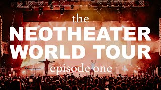 AJR - NEOTHEATER WORLD TOUR DOC (EP. 1)