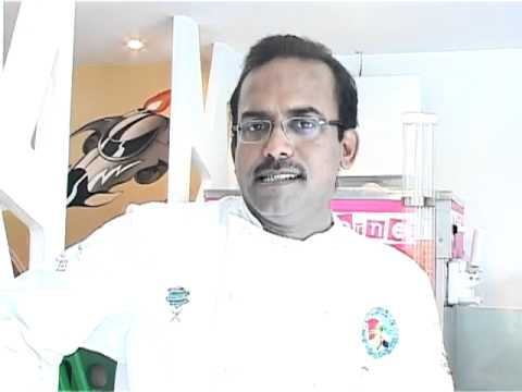 Testimonial By Chef Anil Kumar, Consultant, Food Circle, Oberon Mall. video